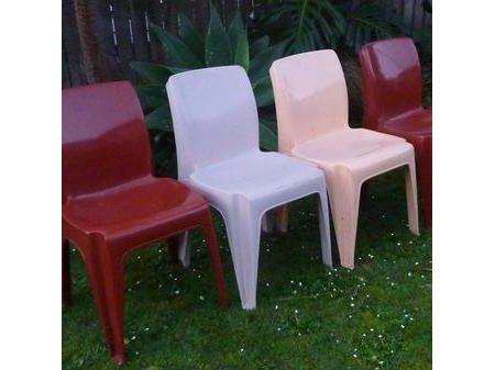 Hollywood Props Sales Props Furniture Plastic Chairs